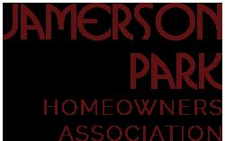 Jamerson Park Homeowners Association Logo